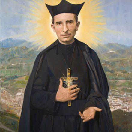 Misa de Beatificación del P. Tiburcio Arnaiz S.J.